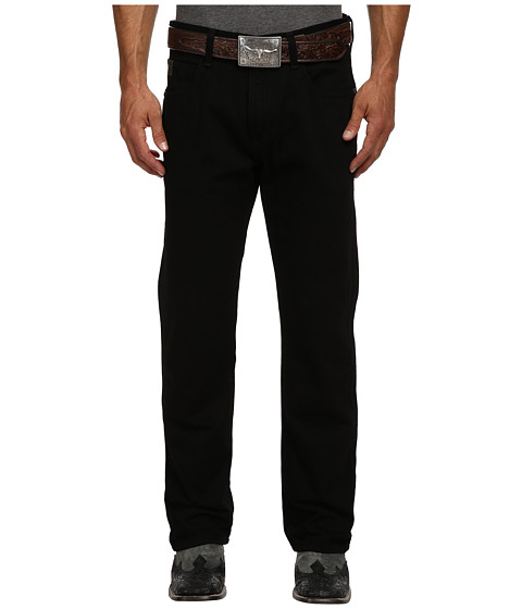Ariat - Heritage in Black (Black) Men's Jeans
