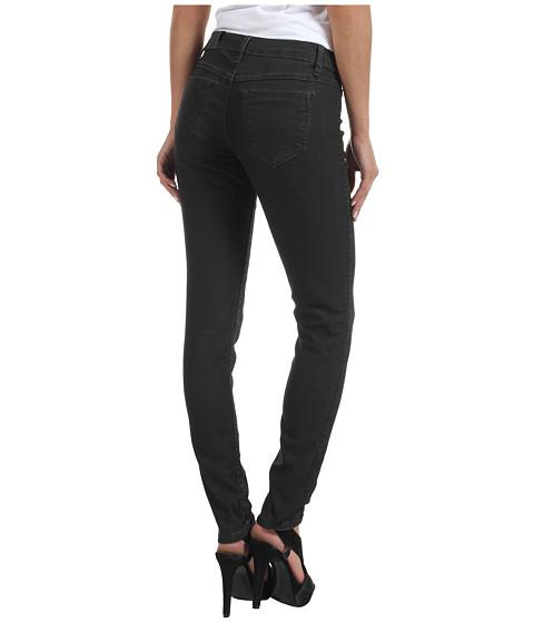 Bleulab - Reversible Detour Legging in Black Pearl/Psychedelic Paisley (Black Pearl/Psychedelic Paisley) Women's Jeans