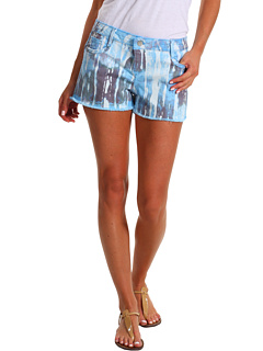 SALE! $104.99 - Save $84 on Bleulab Reversible 8 Pocket Short in Drip Tie Dye Ocean (Drip Tie Dye Ocean) Apparel - 44.45% OFF $189.00