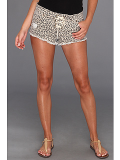 SALE! $19.99 - Save $30 on Billabong Lite Hearted Short Cheetah (Moonlight) Apparel - 59.62% OFF $49.50