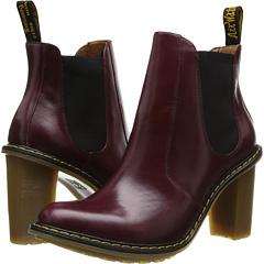 Dr. Martens Eloise Chelsea Boot (Shiraz Buttero) Footwear