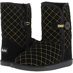 Ukala Sydney Belinda Low (Black) Footwear