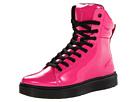 Dr. Martens - Mix PC Hi Top (Hot Pink Patent Lamper) - Footwear