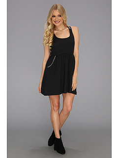 SALE! $21.99 - Save $18 on Volcom Double Dip Dress (Black) Apparel - 44.33% OFF $39.50