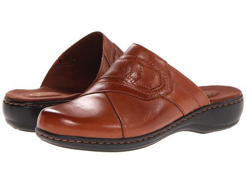 Clarks - Leisa Sahara (Tan Leather) Women