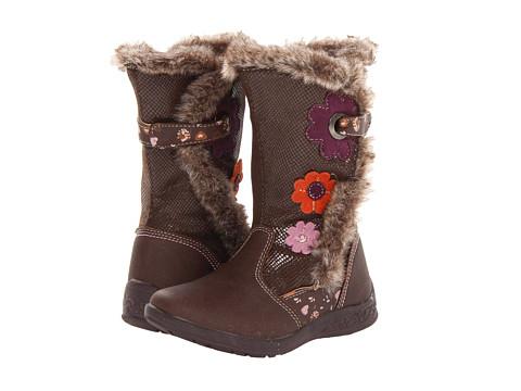 Beeko - Makala II (Toddler/Little Kid) (Brown) Girls Shoes