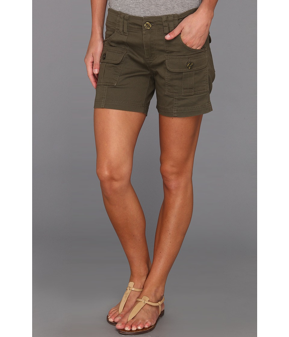 KUT from the Kloth - Cargo Short (Olive) Women's Shorts