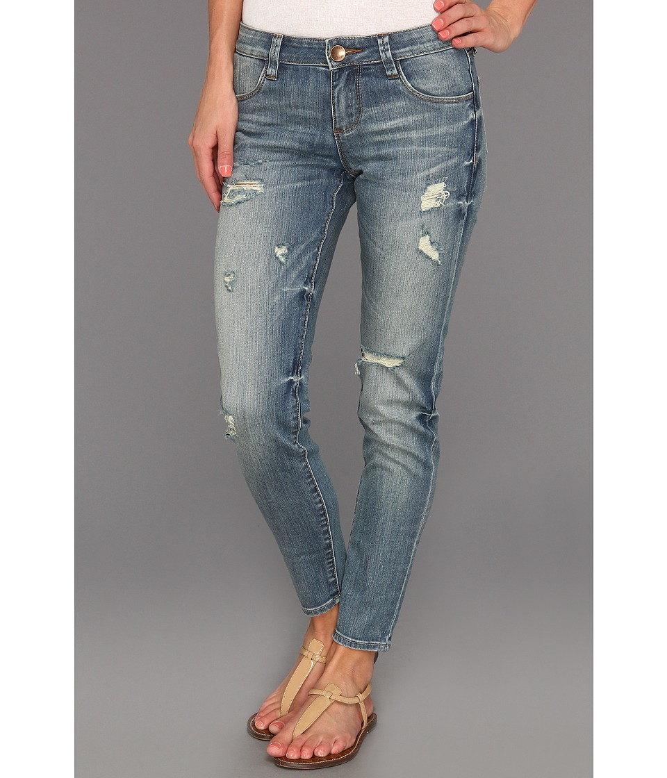 KUT from the Kloth - Brigitte Ankle Skinny in Escape (Escape) Women's Jeans
