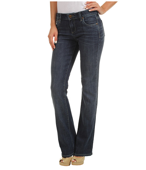 KUT from the Kloth - Farrah Baby Bootcut in Capture (Capture) Women