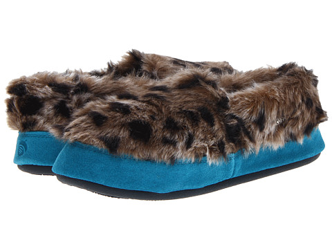Acorn - Tex Moc (Snow Leopard) Women