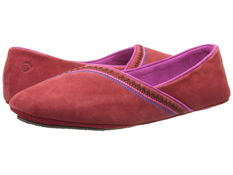 Acorn - Reva Ballet (Scarlet) Women's Shoes