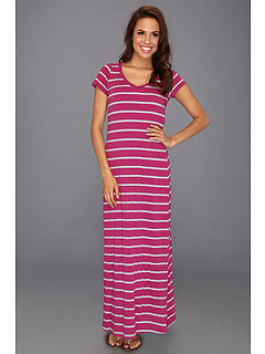 SALE! $26.99 - Save $57 on Stetson 8623 Feeder Stripe Maxi Dress (Pink) Apparel - 67.87% OFF $83.99