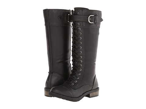 White Mountain - Flashback (Black) Women's Boots