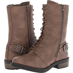 White Mountain Furlough (Taupe) Footwear