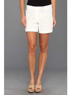 SALE! $16.99 - Save $38 on Christin Michaels Taura Short (Soft White) Apparel - 69.11% OFF $55.00