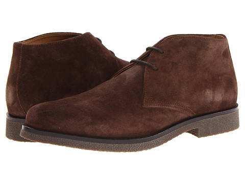 Geox - U Claudio 5 (Chestnut Suede) Men's Shoes