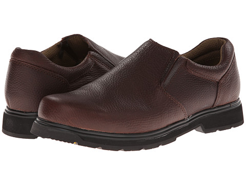 Dr. Scholl's - Winder (Bushwacker Luxury Leather) Men's Slip on Shoes