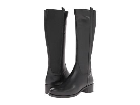 La Canadienne - Paige (Black Leather) Women's Boots