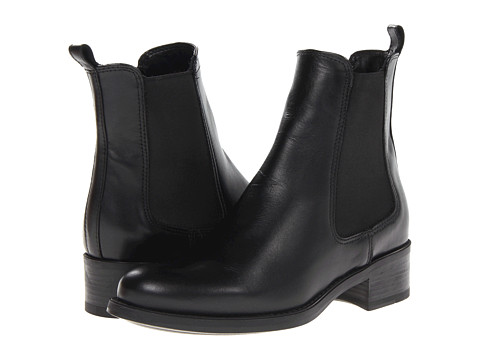La Canadienne - Sara (Black Leather) Women's Boots