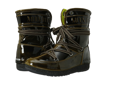 Tecnica - Moon Boot 3rd Avenue (Bronze/Black/Metal Crush/Nappa Wax) Cold Weather Boots