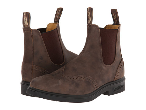 Blundstone - BL1301 (Rustic Brown Brouge) Boots
