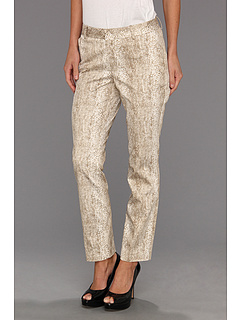 SALE! $34.99 - Save $35 on Calvin Klein Printed Pant (LTE Soft White Multi) Apparel - 49.65% OFF $69.50