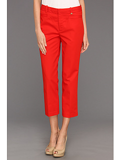 SALE! $46.99 - Save $23 on Calvin Klein Crop Skinny Pant (Tango Red) Apparel - 32.39% OFF $69.50