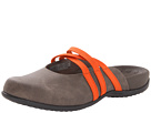 VIONIC with Orthaheel Technology Sasha II Mule (Grey)