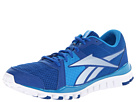 Reebok - RealFlex Advance (Trust Blue/Risk Blue/White/Gravel)