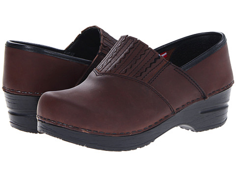Sanita - Basil (Brown) Women's Shoes