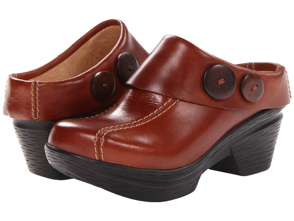 Sanita - Nikolette (Tan) Women's Clog Shoes