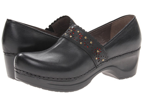 Sanita - Denby (Black) Women's Shoes