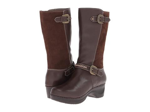 Sanita - Ditto Boot (Dark Brown) Women's Boots