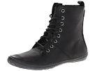 Vivobarefoot Mia (Black Leather)