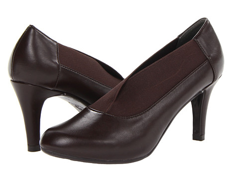 Soft Style - Carlie (Dark Brown Vitello) High Heels