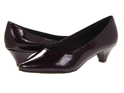 Soft Style - Alesia (Grape) Women's 1-2 inch heel Shoes