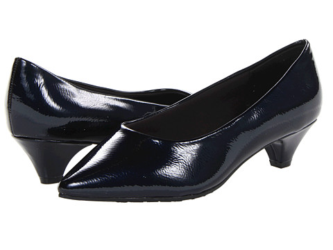 Soft Style - Alesia (Navy) Women's 1-2 inch heel Shoes
