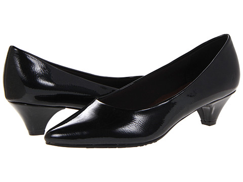 Soft Style - Alesia (Black) Women's 1-2 inch heel Shoes