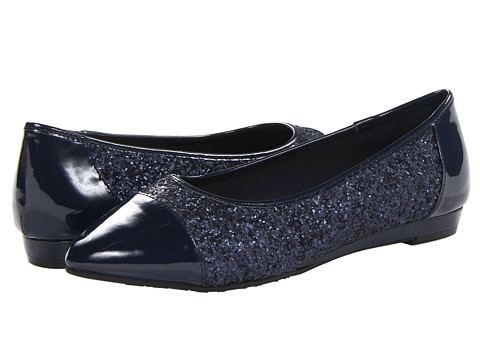 Soft Style - Danyel (Navy Matte Glitter) Women