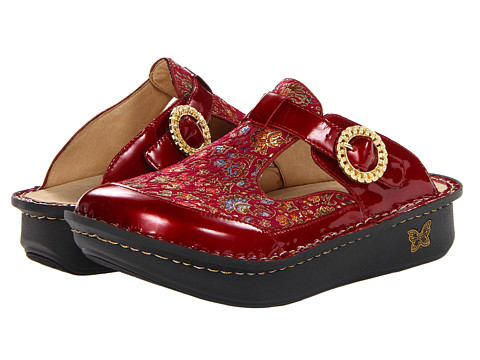Alegria - Classic (Imperial Wine) Women's Clog Shoes