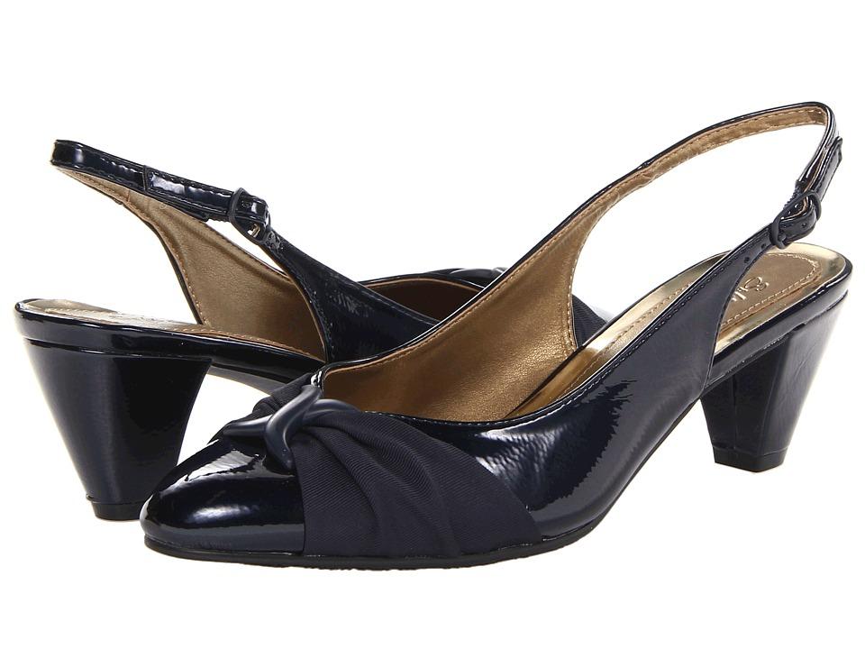Soft Style Dezarae (Navy) High Heels