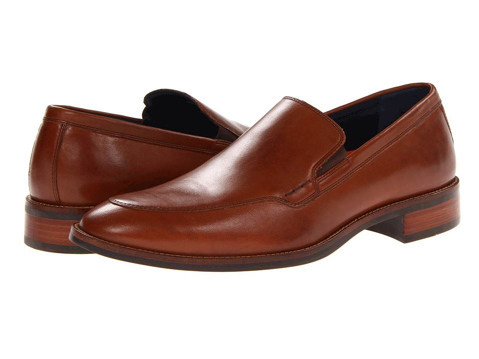 Cole Haan - Lenox Hill Venetian (British Tan) Men