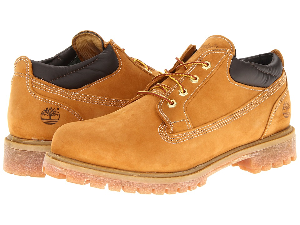 Timberland - Classic Ox (Wheat Nubuck) Men's Lace up casual Shoes