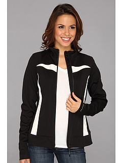 SALE! $34.99 - Save $40 on Roper BL WH PCD Light Weight Soft Shell Jacket (Black) Apparel - 53.34% OFF $74.99