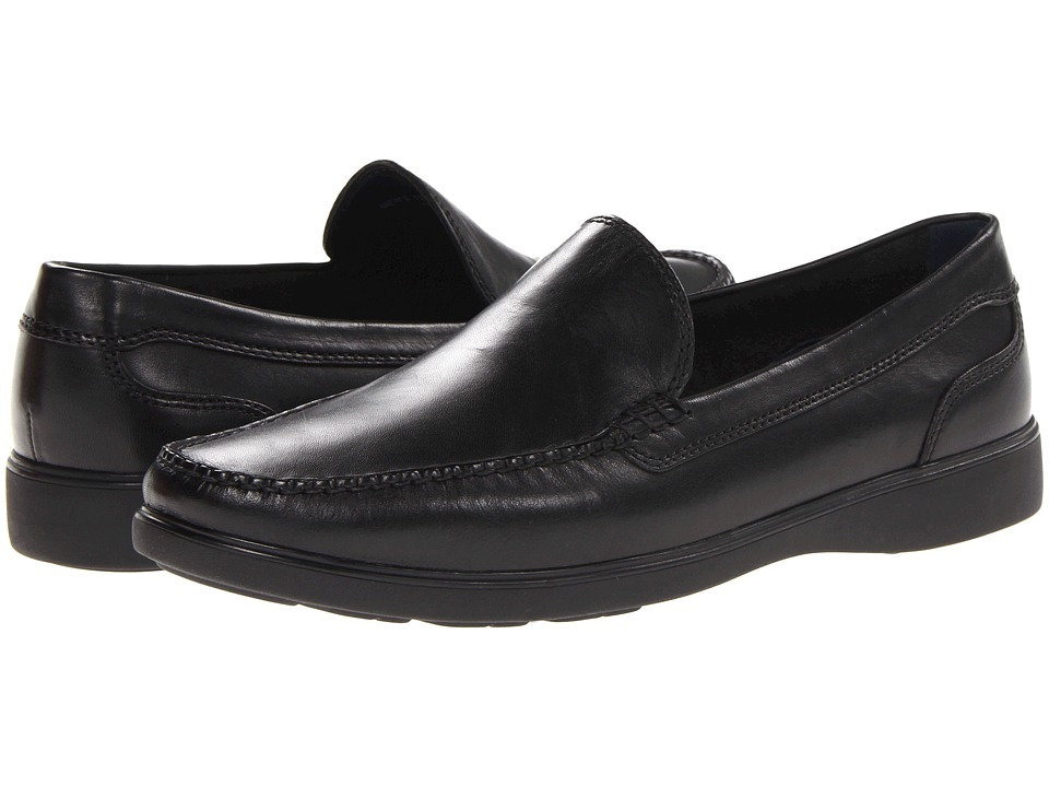 Cole Haan - Sutton PL Venetian (Black) Men's Slip on Shoes