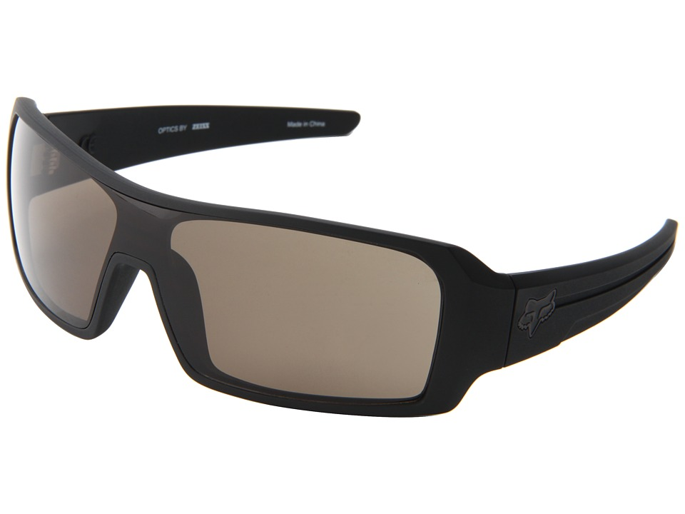 Fox - The Duncan (Matte Black/Warm Grey) Sport Sunglasses