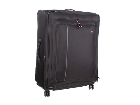 Victorinox - Werks Traveler 4.0 - WT 30 Dual-Caster Expandable Upright (Black) Luggage