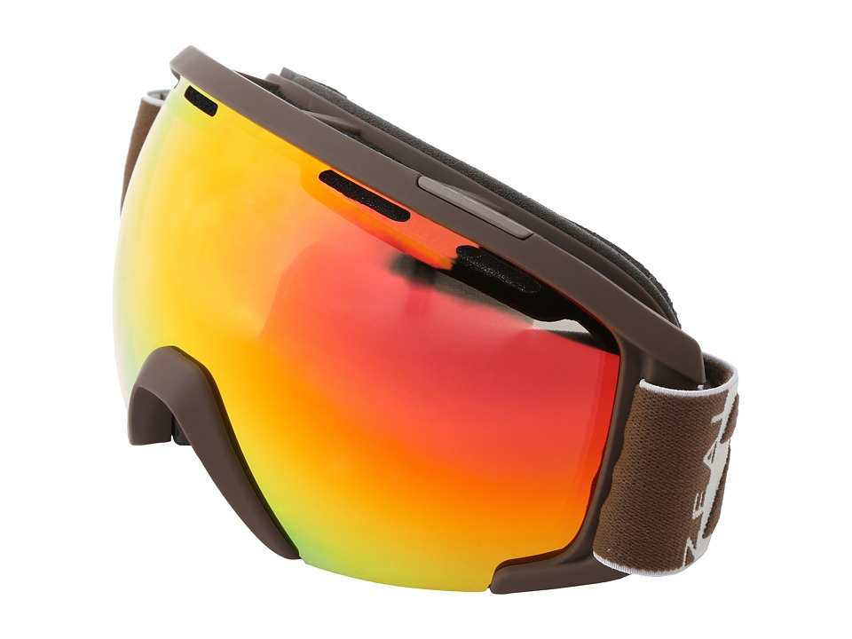 Zeal Optics - Slate (Hayburner + Optimum Lens W/Phoenix Mirror) Goggles