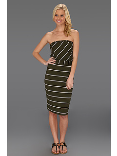 SALE! $36.99 - Save $111 on Michael Stars Cleo Island Stripe Strapless Dress (Vintage) Apparel - 75.01% OFF $148.00