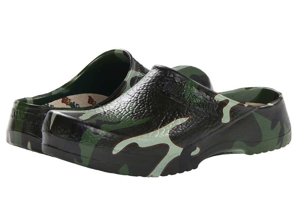 Birkenstock - Super Birki by Birkenstock (Camouflage) Clog Shoes